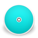 save, Disk, disc, Cd DarkTurquoise icon