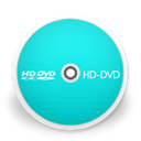 Hddvd DarkTurquoise icon