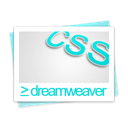 Cs, paper, document, File, dreamweaver Black icon