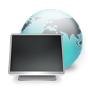 networkplaces DarkSlateGray icon
