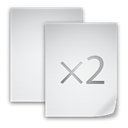 document, paper, File, Duplicate, Copy WhiteSmoke icon