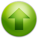 upload, arrow up, Ascend, Up, increase, rise, Ascending, Arrow OliveDrab icon