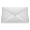 Letter, Message, Email, mail, envelop Gainsboro icon