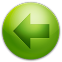 Left, Back, prev, Backward, Arrow, previous OliveDrab icon