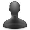 Human, user, people, Account, profile DarkSlateGray icon