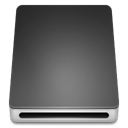 drive, Removable DarkSlateGray icon