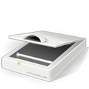 Scanner Black icon