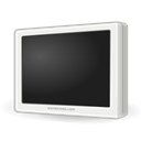 Tv, Plasma, television DarkSlateGray icon