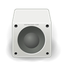 subwoofer Black icon