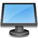 Computer SkyBlue icon