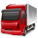 camion DarkSlateGray icon