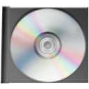 disc, Cd, Disk, save, case Silver icon