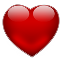 coeur DarkRed icon