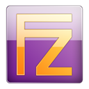 Filezilla DarkOrchid icon