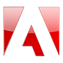 adobe Black icon