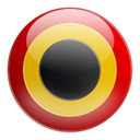 Antispyware Black icon