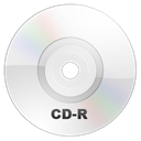 disc, Disk, Cd, save WhiteSmoke icon