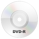 disc, Dvd WhiteSmoke icon