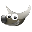 thegimp Black icon