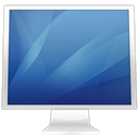 ecran SteelBlue icon
