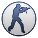 Counter strike Gainsboro icon
