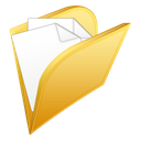 paper, document, M, File Black icon