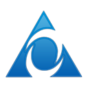 Aol Black icon