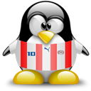 Animal, Paraguay, Penguin Black icon