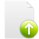 rise, paper, Ascending, Up, increase, document, Ascend, upload, File WhiteSmoke icon