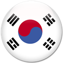 Korea, republic Snow icon