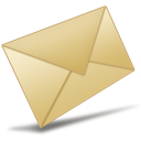 office, Letter, Email, envelop, Message, mail BurlyWood icon