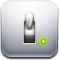 power, Bossprefs WhiteSmoke icon