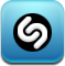 Shazam SteelBlue icon