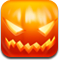 halloween, pumpkin OrangeRed icon