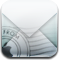 mail, Email, Letter, Message, envelop WhiteSmoke icon
