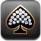 video, poker DarkSlateGray icon