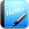 Note PaleTurquoise icon