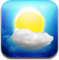 climate, weather MidnightBlue icon