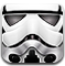 storm trooper, Trooper, starwars WhiteSmoke icon