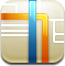 Gps, mapsalt Tan icon