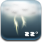 climate, weather, weatheralt DarkSlateGray icon