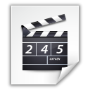 Audio, realvideo WhiteSmoke icon