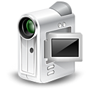 photography, Camera, video Icon