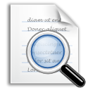 Find, File, write, search, view, writing, seek, old, Edit, document, paper WhiteSmoke icon