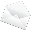 stock, mail, envelop, Message, Email, Letter WhiteSmoke icon