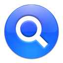 Find, tool, utility, Gnome, seek, search DodgerBlue icon