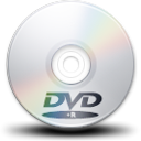 disc, unmount, Dvd Gainsboro icon