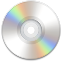 Cd, disc, Emblem, save, Disk Silver icon