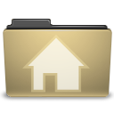 Account, Building, profile, Home, manilla, house, homepage, Folder, Human, user, people DarkKhaki icon