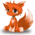 iceweasel, Fox Chocolate icon